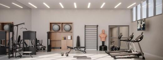 Fitness - Studio à venda Rua Doutor Nicolau de Sousa Queirós,Vila Mariana, São Paulo - R$ 344.022 - II-21697-36070 - 6