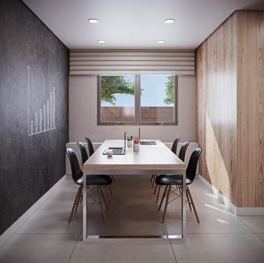 Sala de reunioes - Studio à venda Rua Doutor Nicolau de Sousa Queirós,Vila Mariana, São Paulo - R$ 344.022 - II-21697-36070 - 7