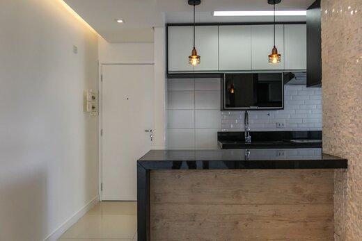 Cozinha - Apartamento à venda Rua Apotribu,Saúde, Zona Sul,São Paulo - R$ 775.000 - II-19689-32771 - 3