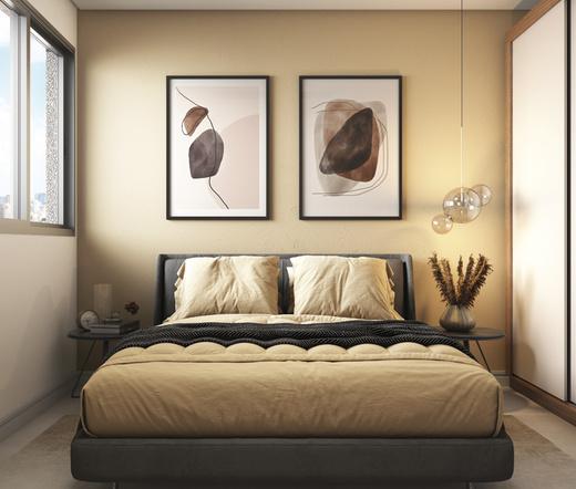 Dormitorio - Studio à venda Rua Heitor Penteado,Perdizes, São Paulo - R$ 34.000 - II-21841-36273 - 7