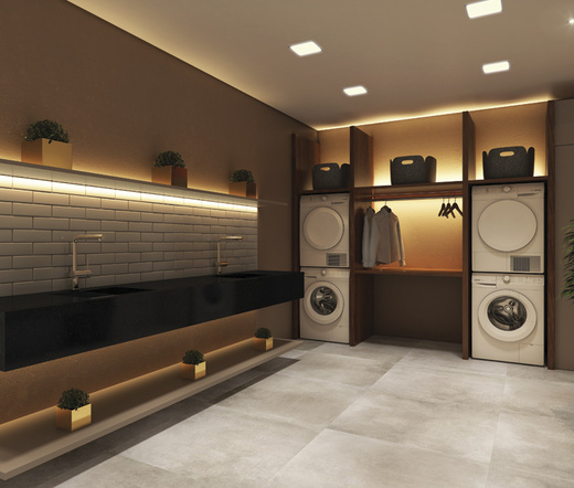 Lavanderia - Studio à venda Rua Heitor Penteado,Perdizes, São Paulo - R$ 34.000 - II-21841-36273 - 10