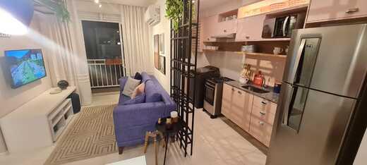 Cozinha - Fachada - Apogeu Barra - 1736 - 12