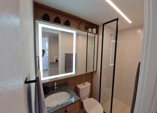 Banheiro - Fachada - Apogeu Barra - 1736 - 22