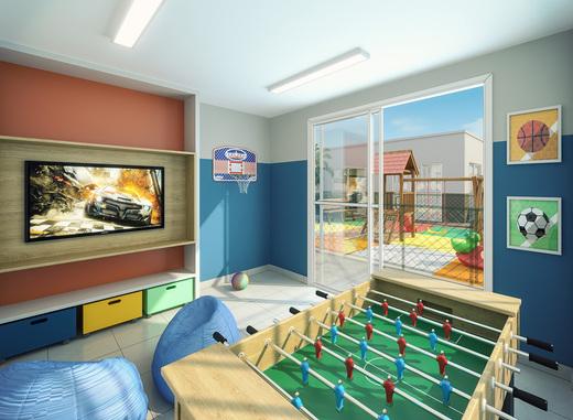 Sala de jogos juvenil - Fachada - Apogeu Barra - 1736 - 28