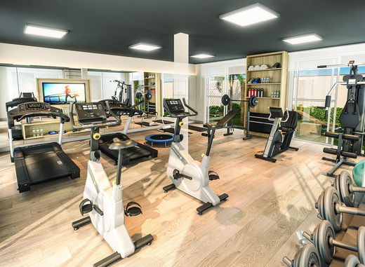 Fitness - Fachada - Apogeu Barra - 1736 - 23