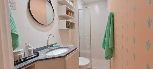 Banheiro - Fachada - Apogeu Barra - 1736 - 21