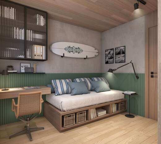 Dormitorio - Fachada - Serena - 137 - 9