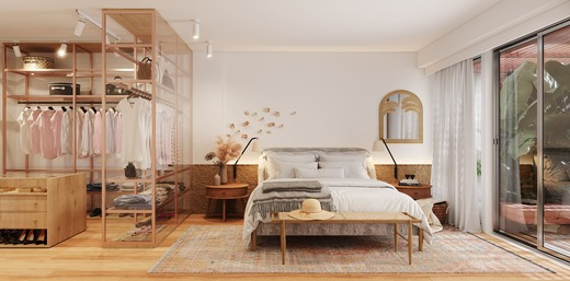 Dormitorio - Fachada - Arbô Boutique Ipanema - 365 - 12