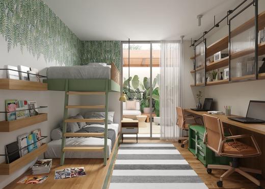 Dormitorio - Fachada - Arbô Boutique Ipanema - 365 - 14