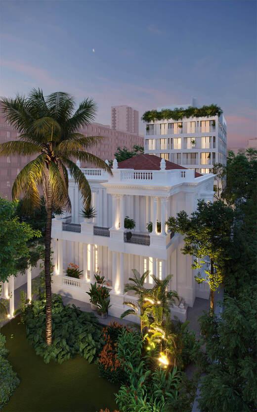 Fachada - Apartamento 1 quarto à venda Rio de Janeiro,RJ - R$ 691.579 - II-22196-36836 - 1