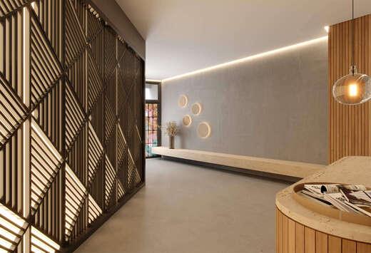 Portaria - Apartamento 1 quarto à venda Rio de Janeiro,RJ - R$ 691.579 - II-22196-36836 - 4