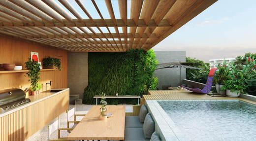 Terraco - Apartamento 1 quarto à venda Rio de Janeiro,RJ - R$ 691.579 - II-22196-36836 - 9