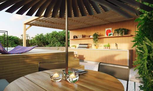 Terraco - Apartamento 1 quarto à venda Rio de Janeiro,RJ - R$ 691.579 - II-22196-36836 - 10