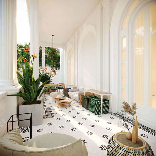 Varanda - Apartamento 1 quarto à venda Rio de Janeiro,RJ - R$ 691.579 - II-22196-36836 - 11