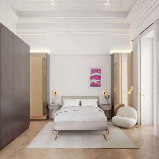 Dormitorio - Apartamento 1 quarto à venda Rio de Janeiro,RJ - R$ 691.579 - II-22196-36836 - 12