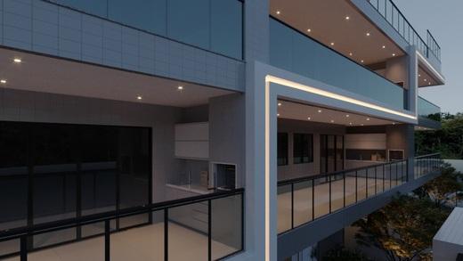 Voo de passaro - Cobertura 3 quartos à venda Rio de Janeiro,RJ - R$ 849.900 - II-22319-37003 - 5