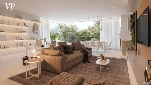 Living - Fachada - Residencial Caprera - 140 - 3