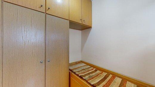 Quarto principal - Apartamento à venda Rua Agostinho Rodrigues Filho,Vila Clementino, Zona Sul,São Paulo - R$ 1.625.000 - II-22354-37039 - 21