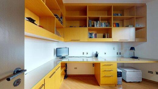 Quarto principal - Apartamento à venda Rua Agostinho Rodrigues Filho,Vila Clementino, Zona Sul,São Paulo - R$ 1.625.000 - II-22354-37039 - 20