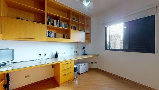 Quarto principal - Apartamento à venda Rua Agostinho Rodrigues Filho,Vila Clementino, Zona Sul,São Paulo - R$ 1.625.000 - II-22354-37039 - 19