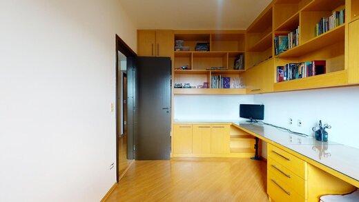 Quarto principal - Apartamento à venda Rua Agostinho Rodrigues Filho,Vila Clementino, Zona Sul,São Paulo - R$ 1.625.000 - II-22354-37039 - 18