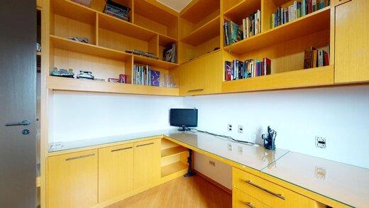 Quarto principal - Apartamento à venda Rua Agostinho Rodrigues Filho,Vila Clementino, Zona Sul,São Paulo - R$ 1.625.000 - II-22354-37039 - 17