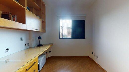 Quarto principal - Apartamento à venda Rua Agostinho Rodrigues Filho,Vila Clementino, Zona Sul,São Paulo - R$ 1.625.000 - II-22354-37039 - 16