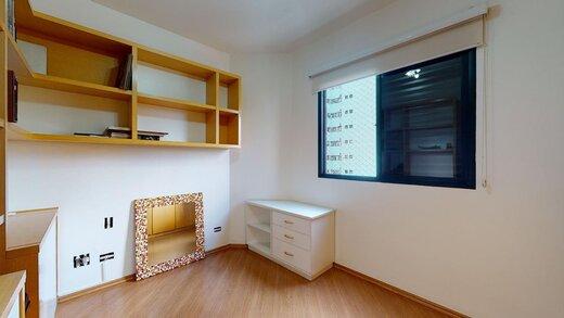 Quarto principal - Apartamento à venda Rua Agostinho Rodrigues Filho,Vila Clementino, Zona Sul,São Paulo - R$ 1.625.000 - II-22354-37039 - 15