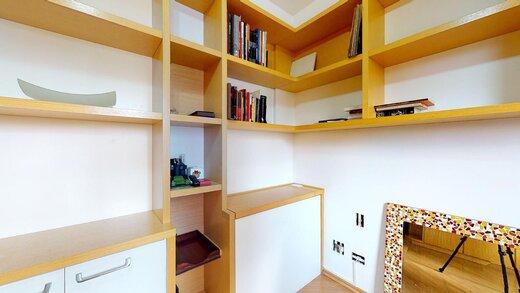 Quarto principal - Apartamento à venda Rua Agostinho Rodrigues Filho,Vila Clementino, Zona Sul,São Paulo - R$ 1.625.000 - II-22354-37039 - 1