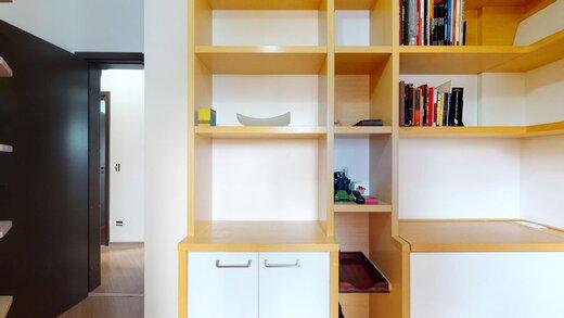 Quarto principal - Apartamento à venda Rua Agostinho Rodrigues Filho,Vila Clementino, Zona Sul,São Paulo - R$ 1.625.000 - II-22354-37039 - 12