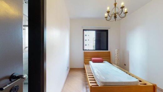 Quarto principal - Apartamento à venda Rua Agostinho Rodrigues Filho,Vila Clementino, Zona Sul,São Paulo - R$ 1.625.000 - II-22354-37039 - 11