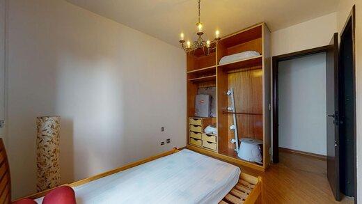 Quarto principal - Apartamento à venda Rua Agostinho Rodrigues Filho,Vila Clementino, Zona Sul,São Paulo - R$ 1.625.000 - II-22354-37039 - 10