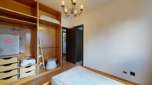 Quarto principal - Apartamento à venda Rua Agostinho Rodrigues Filho,Vila Clementino, Zona Sul,São Paulo - R$ 1.625.000 - II-22354-37039 - 9