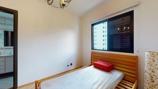 Quarto principal - Apartamento à venda Rua Agostinho Rodrigues Filho,Vila Clementino, Zona Sul,São Paulo - R$ 1.625.000 - II-22354-37039 - 7