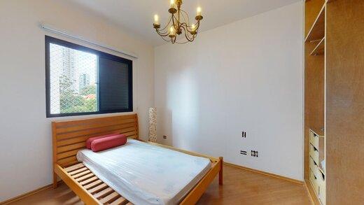 Quarto principal - Apartamento à venda Rua Agostinho Rodrigues Filho,Vila Clementino, Zona Sul,São Paulo - R$ 1.625.000 - II-22354-37039 - 6