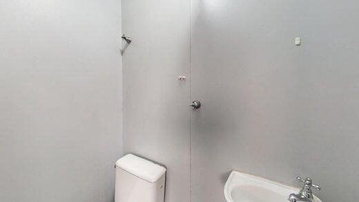 Banheiro - Apartamento à venda Rua Agostinho Rodrigues Filho,Vila Clementino, Zona Sul,São Paulo - R$ 1.625.000 - II-22354-37039 - 5