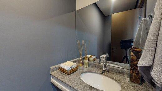 Banheiro - Apartamento à venda Rua Agostinho Rodrigues Filho,Vila Clementino, Zona Sul,São Paulo - R$ 1.625.000 - II-22354-37039 - 4