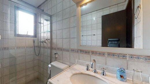 Banheiro - Apartamento à venda Rua Agostinho Rodrigues Filho,Vila Clementino, Zona Sul,São Paulo - R$ 1.625.000 - II-22354-37039 - 3