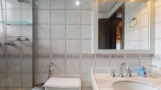 Banheiro - Apartamento à venda Rua Agostinho Rodrigues Filho,Vila Clementino, Zona Sul,São Paulo - R$ 1.625.000 - II-22354-37039 - 13