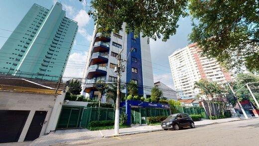 Fachada - Apartamento à venda Rua Agostinho Rodrigues Filho,Vila Clementino, Zona Sul,São Paulo - R$ 1.625.000 - II-22354-37039 - 23