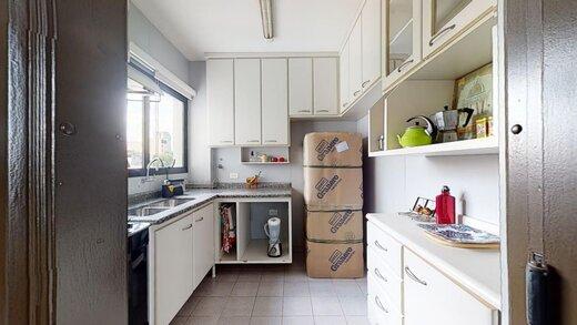 Cozinha - Apartamento à venda Rua Agostinho Rodrigues Filho,Vila Clementino, Zona Sul,São Paulo - R$ 1.625.000 - II-22354-37039 - 31