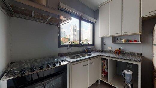 Cozinha - Apartamento à venda Rua Agostinho Rodrigues Filho,Vila Clementino, Zona Sul,São Paulo - R$ 1.625.000 - II-22354-37039 - 30