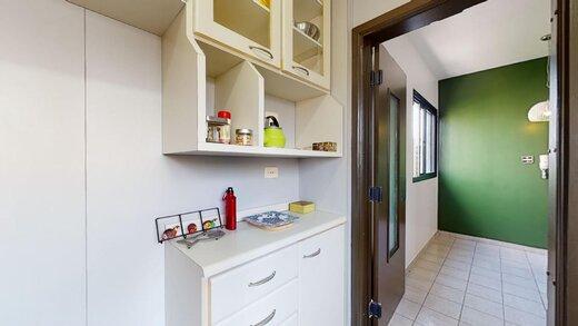 Cozinha - Apartamento à venda Rua Agostinho Rodrigues Filho,Vila Clementino, Zona Sul,São Paulo - R$ 1.625.000 - II-22354-37039 - 28
