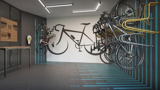 Bicicletario - Fachada - Playa Exclusive Residences - 141 - 13