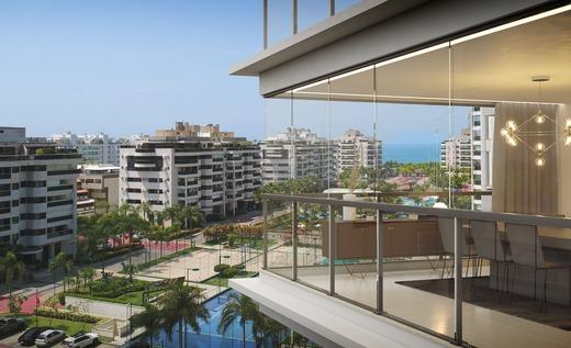 Voo de passaro - Fachada - Playa Exclusive Residences - 141 - 19
