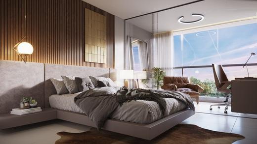 Dormitorio - Fachada - Playa Exclusive Residences - 141 - 7