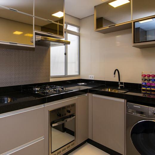 Cozinha - Fachada - Parque Tulipa - Fase 1 - 370 - 6