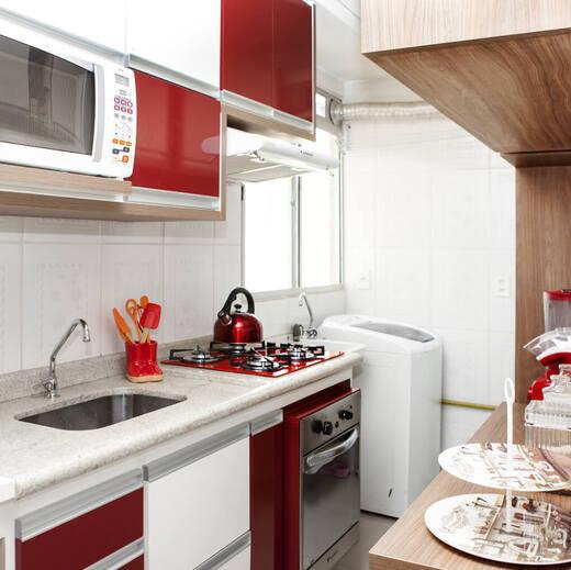 Cozinha - Fachada - Parque Tulipa - Fase 1 - 370 - 7