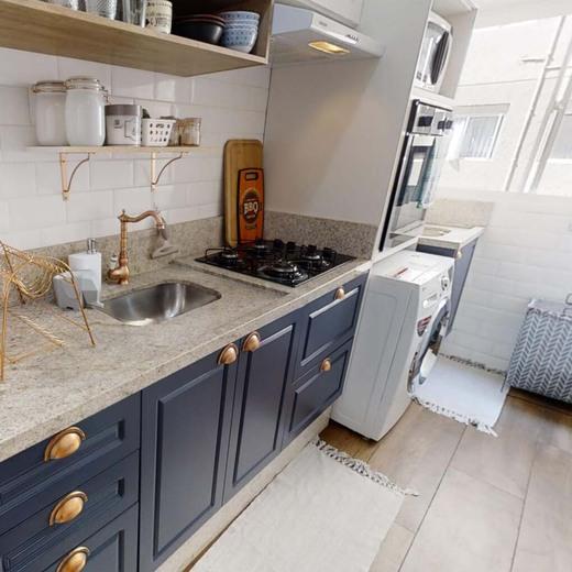 Cozinha - Fachada - Parque Tulipa - Fase 1 - 370 - 8