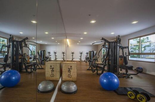 Fitness - Fachada - Atrium Residences & Lofts - 434 - 2